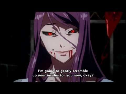 Tokyo Ghoul AMV - Red lips