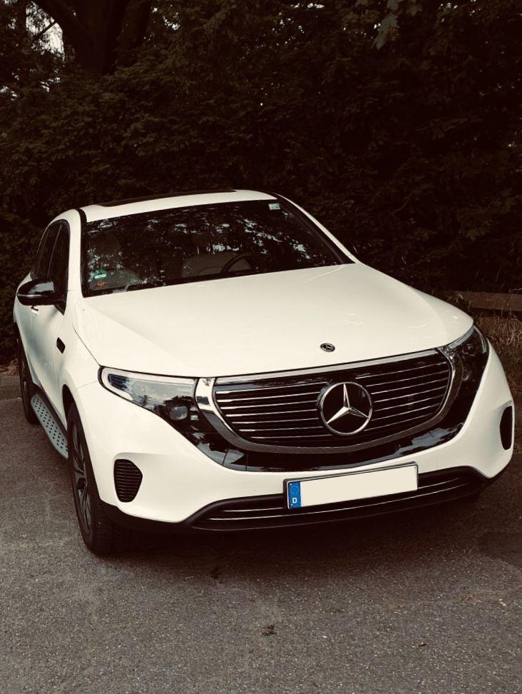 Mercedes Benz Eqc 400 Elektroauto