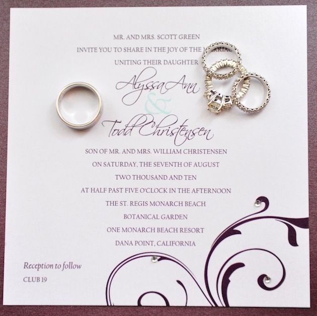 43 best images about wedding invitations on pinterest   pocket, Wedding invitations