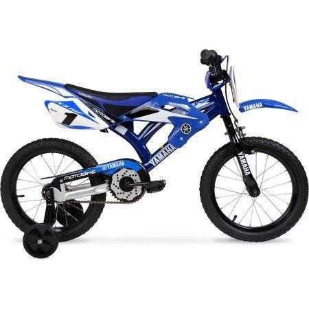 "16"" Moto Yamaha Bike - Walmart.com"