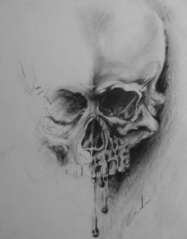 Czach#skull, ołówek Loch studio tatuażu (@LochStudio) | Twitter