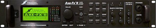 Axe-Fx II XL