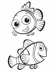 Finding Nemo Coloring 17 Page