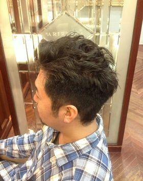 40代のメンズヘアスタイル