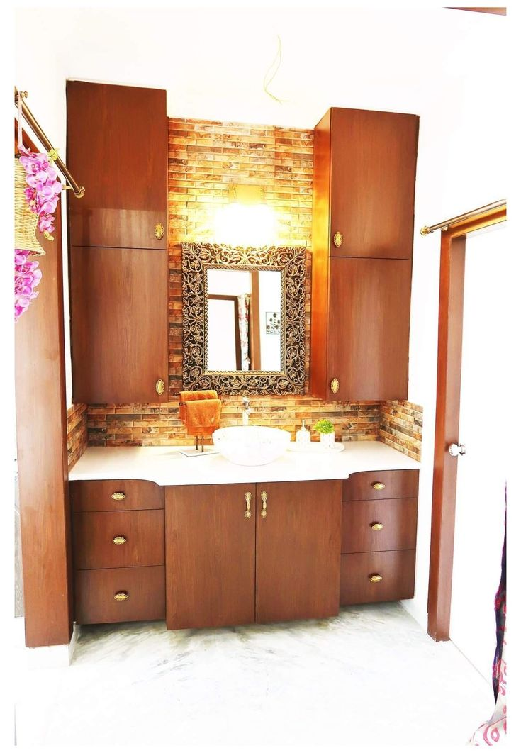 Small Wash Basin In Dining Area, Wash Basin In Dining Room India