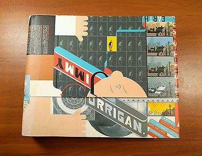 Jimmy Corrigan: Or, the Smartest Kid on Earth by Chris Ware Hardcover Book (Engl