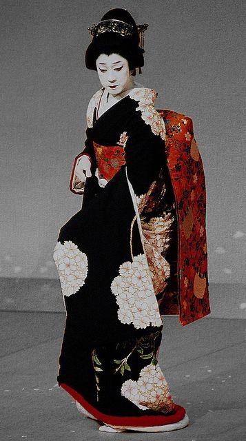 National Living Treasure of Japan, Kabuki Actor, Bando Tamasaburo 坂東玉三郎(人間国宝)
