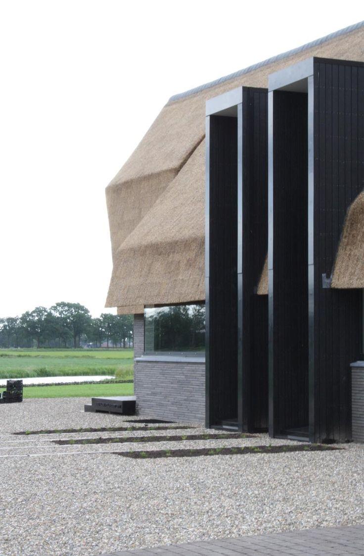 MAAS ARCHITECTEN BV (Project) - Nieuwbouw woonhuis te Laren, Winnaar APA 2013 - PhotoID #242301 - architectenweb.nl
