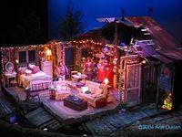 Sweeney Todd Adelph - Sweeney Todd Adelphi Theatre London. Designer- Anthony Ward --- #Theaterkompass #Theater #Theatre #Schauspiel #Tanztheater #Ballett #Oper #Musiktheater #Bühnenbau #Bühnenbild #Scénographie #Bühne #Stage #Set