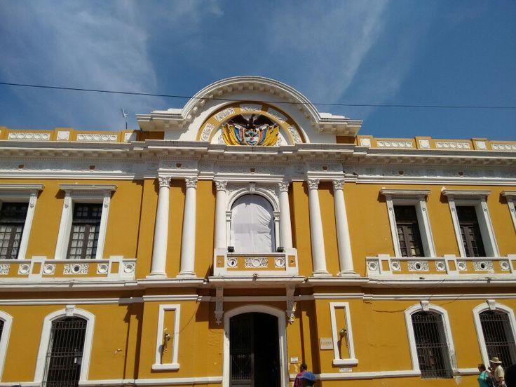Santa Marta, Alcaldía