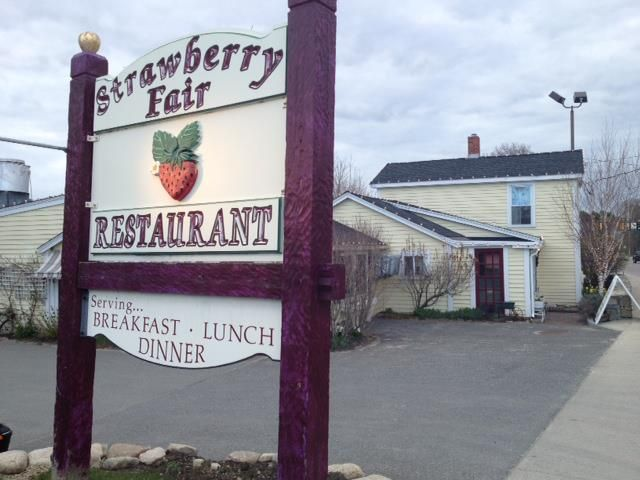 Strawberry Fair Restaurant Norwell 40th Year Anniversary