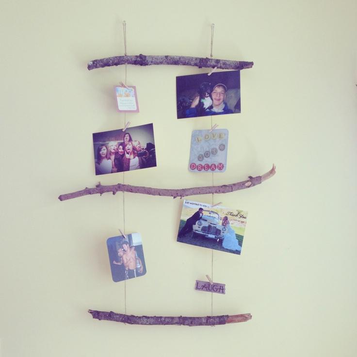 DIY wall decor www.rusticwedding.ca