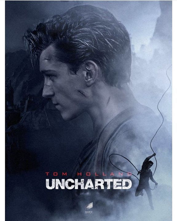 Uncharted Movie Tomholland To Play Nathandrake Follow