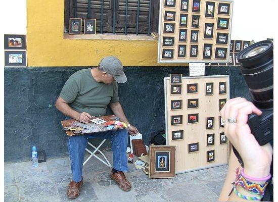 Artesanía en Sevilla