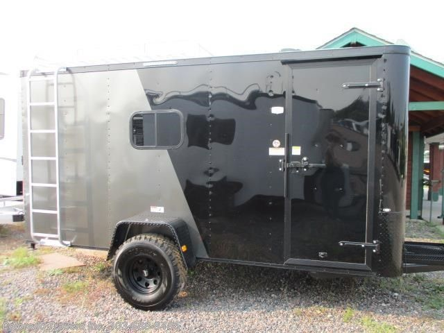 #14027 - 2018 Cargo Craft 6x14 Off Road Cargo Trailer for sale in Castle Rock CO