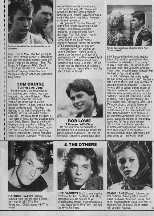 outsiders newspaper report Use this cliffsnotes the outsiders book summary & study guide today to ace your  dally also brings them the news that cherry valance is now being a spy for the .