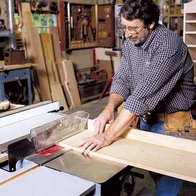 Photo: Bevan Walker | thisoldhouse.com | from Tool Test: Table Saws