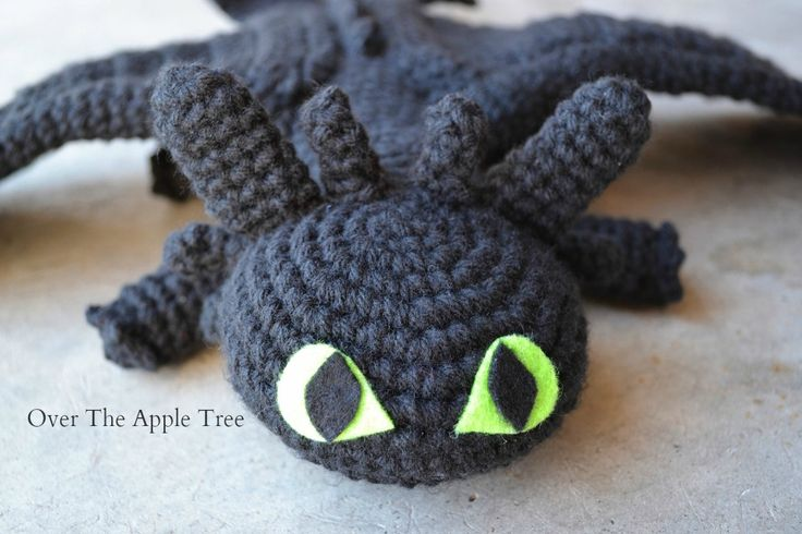 17 Best ideas about Crochet Toothless on Pinterest ...