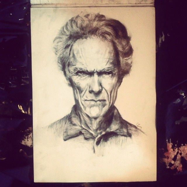 Clint Eastwood, Gloria Faoro