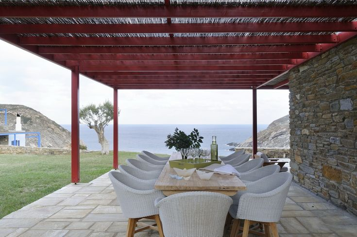 Aegea Blue Cycladic Resort-Gran Blue Villa