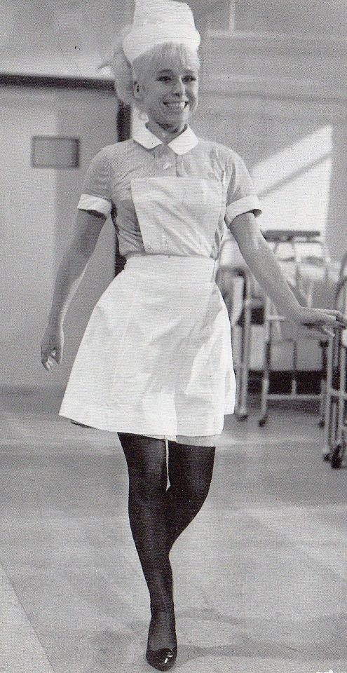 Nurse Sandra May - Barbara Windsor - Carry On Doctor 1967