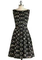 glasses, glasses, glasses...: Style, Frames, Modcloth, Fortune Dresses, Closet, Prints, Sunglasses, Eva Franco, Glasses Dresses
