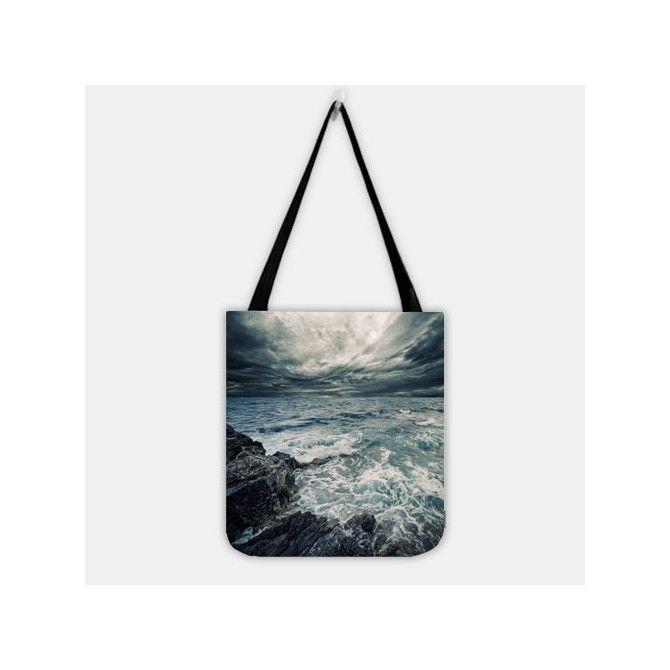 #Gloomy #Shopper Tote #Bag