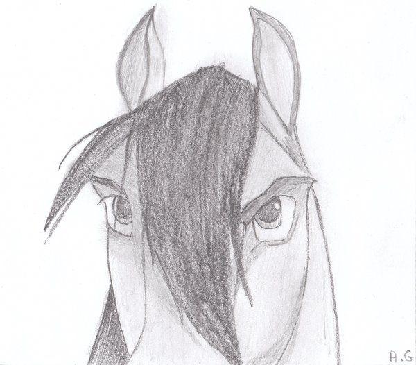 Spirit Stallion 4 by alvija on DeviantArt | pictures ...  Spirit Stallion...