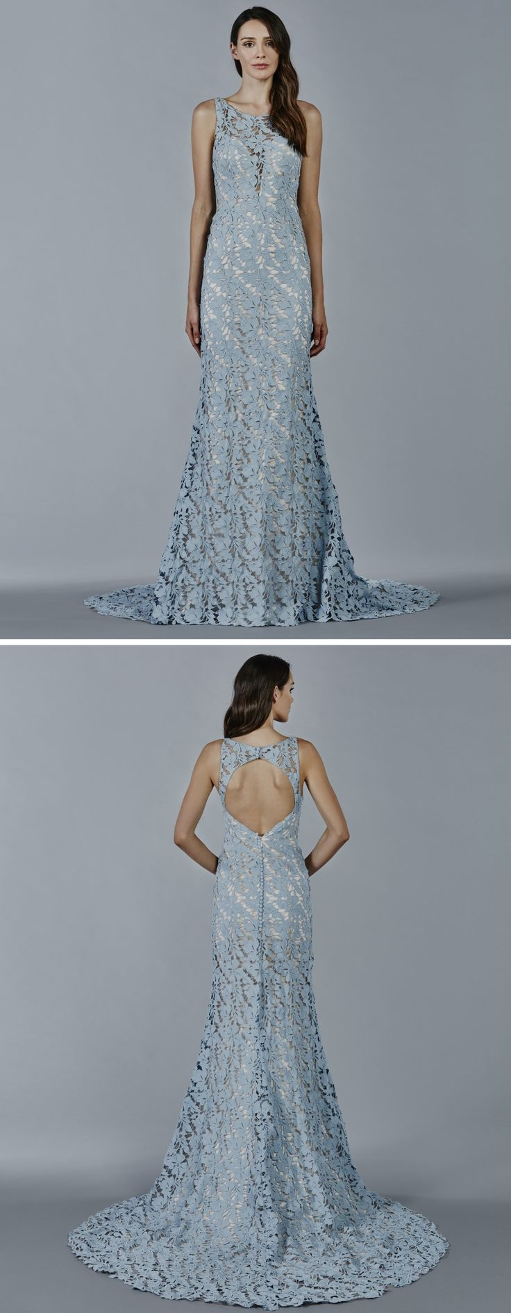 70 best Something Blue images on Pinterest | Blue weddings, Bride ...
