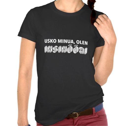 Usko minua, olen insinööri t-paidat.   #finland #finnish #suomi #suomalainen #finska #tpaita #tshirt #troja #lahja #insinööri #insinoori #valmistumislahja #usko