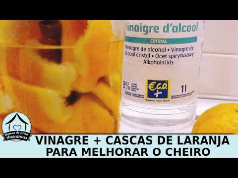 COMO FAZER AROMATIZADOR CASEIRO DE CASCAS - A Dica do Dia - YouTube