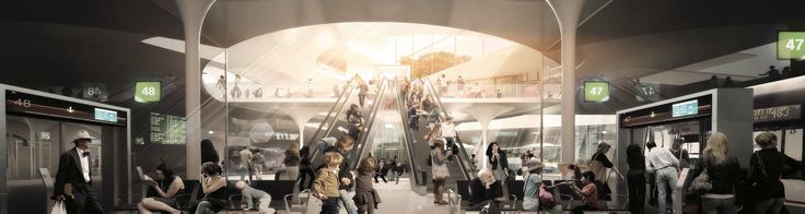 Strathfield Council's vision for Strathfield Square Transport Interchange