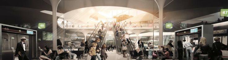 Strathfield Council's vision for Strathfield Square Transport Interchange