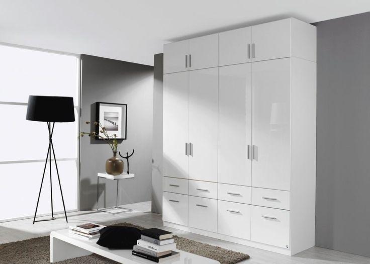 die besten 25 kleiderschrank hochglanz wei ideen auf pinterest schrank wei hochglanz ikea. Black Bedroom Furniture Sets. Home Design Ideas