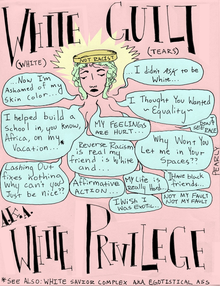 It's so important to acknowledge and dismantle the layers of privilege that many of us have, starting with white privilege.  Intersectional feminism is powerful and inclusive.