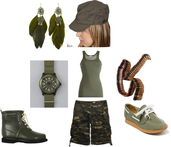 """""""ready for combat!!! i guess :)"""" by missdiva028 on Polyvore"""