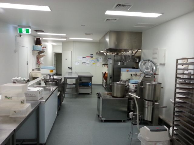 The Pastry Kitchen at #ganache chocolate #Melbourne