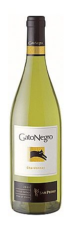 Gato Negro Chardonnay 2013 from Chile – wine from Wine Legacy and winelegacy.com