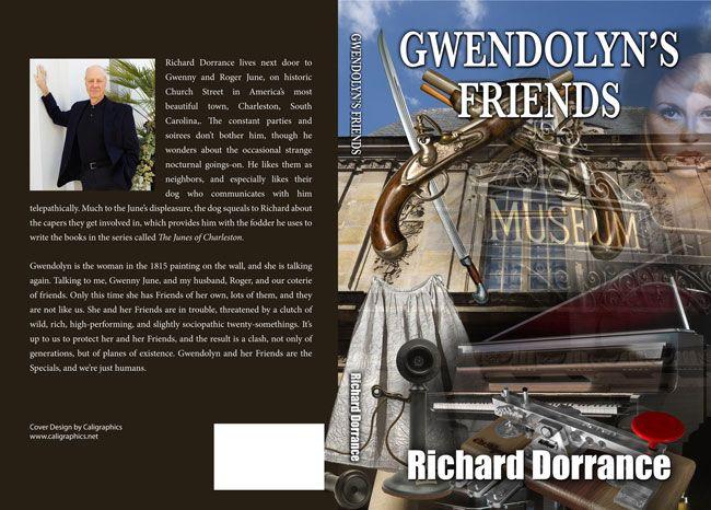 Print cover for Richard Dorrance
