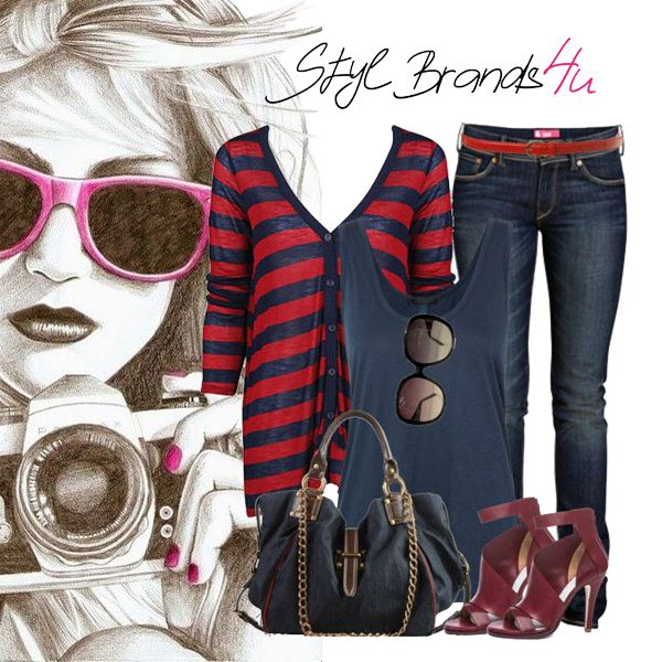 Dámy čo hovoríte tento outfit ... :) Páči ... :) brands4U.sk  #outfit #fashion #moda