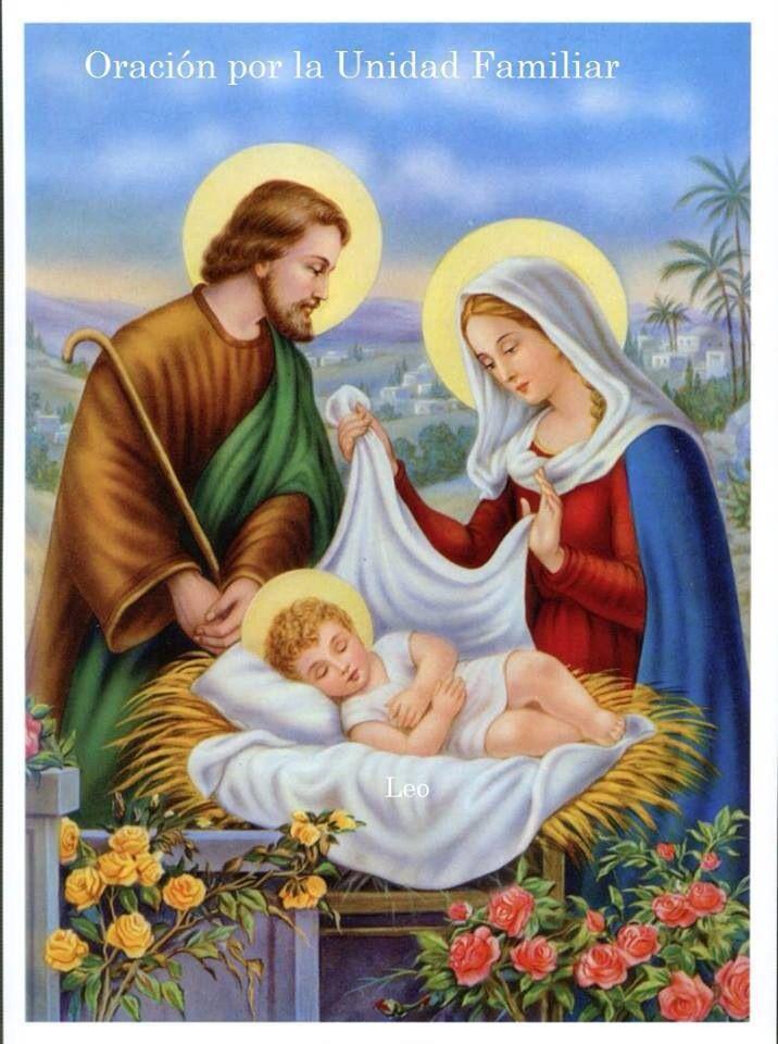 Navidad Boe Narodzenie Pinterest Holy Family