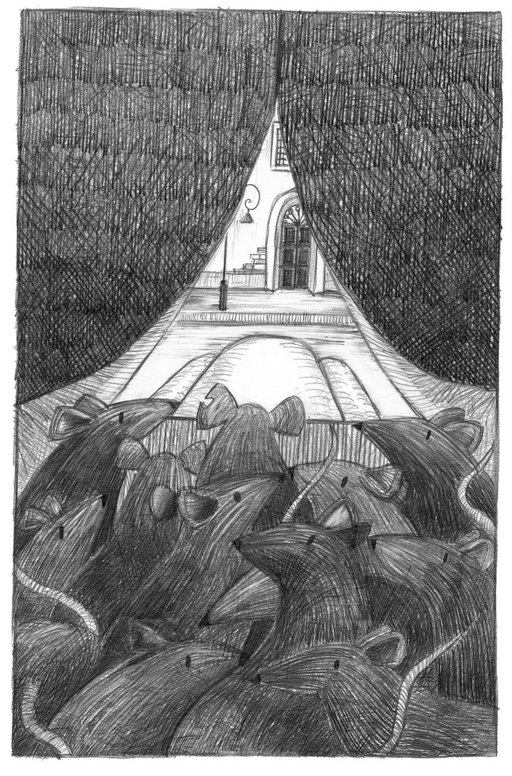 """Illustrazione di Marco Lorenzetti. """"Mistica Maeva e il balcone dei segreti"""" di Laura Walter, illustrazioni di Mauro Evangelista e Marco Lorenzetti, Rizzoli 2015."""