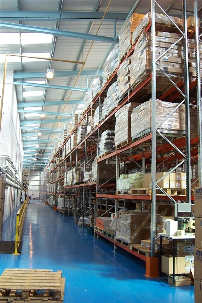 HMF supply high quality installations, offering a number of different racking manufacturers including Dexion Pallet Racking Systems, HILO Pallet Racking and Planned Storage Pallet Racking, Link 51 and others, making us flexible to also extend to an existing installation you may already have.  Pallet Racking Systems are used to store pallets which are usually accessed by fork Lift trucks or picking cranes.