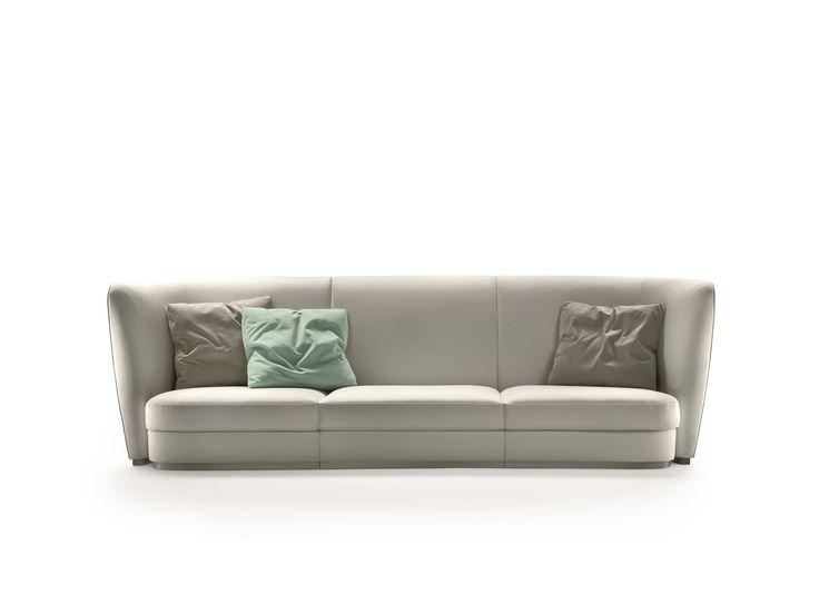 #FLEXFORM MOOD ALTEA #sofa #design Roberto Lazzeroni