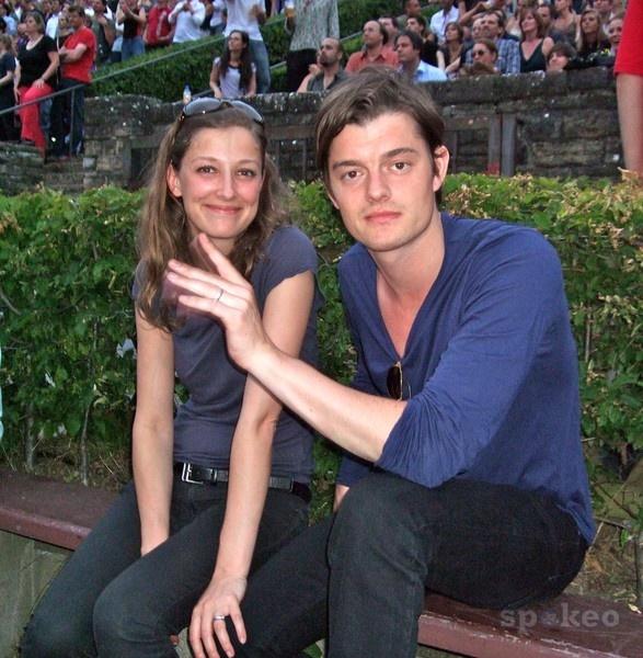 Sam Riley & Alexandra Maria Lara