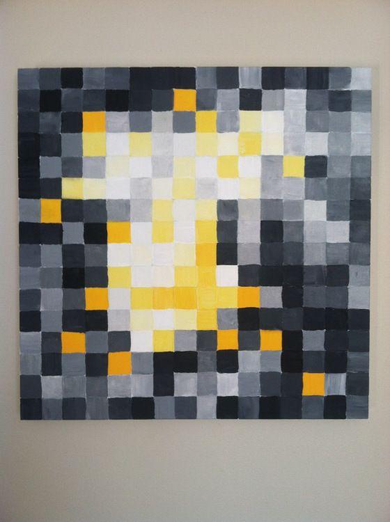 Easy Peasy Pixel Art