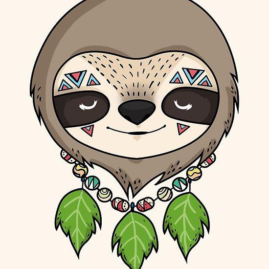 Sloth head