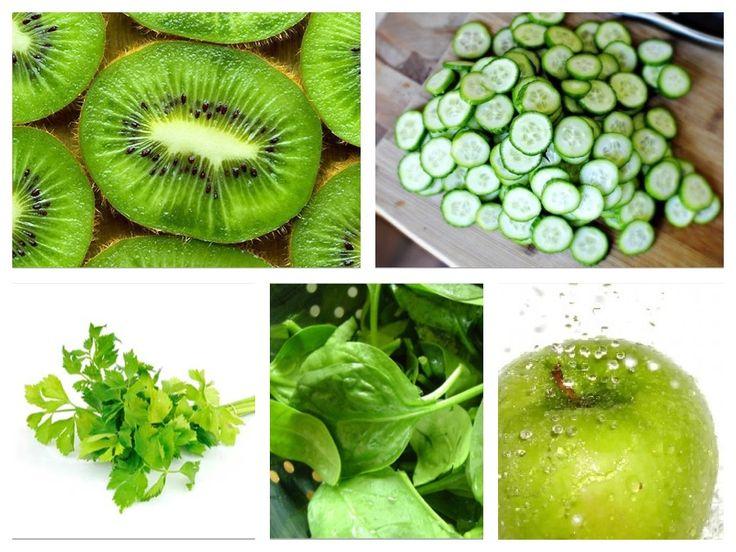 Recept: Groen, groener, GROENTESAP!