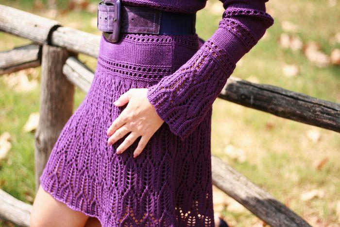 Фиолетовое платье. Обсуждение на LiveInternet - Российский Сервис Онлайн-Дневников