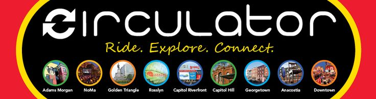 DC Circulator Routes Website